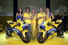 MotoGP - Yamaha 2006: Neue Farben, neues Bike, alte Ziele
