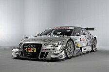 DTM - Neuer Name für Audi 2013: Der RS 5 DTM
