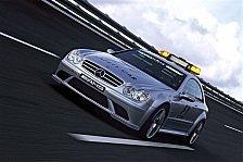 Formel 1 - Immer in Front: Das neue Safety Car