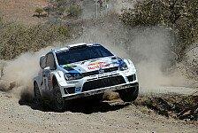 WRC - Ogier holt sich Mexiko-Führung zurück