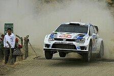WRC - Mikkelsen brennt auf ersten VW-Einsatz