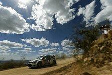 WRC - Sebastien Ogier triumphiert in Mexiko