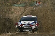 WRC - Östberg will Portugal-Sieg verteidigen