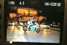 MotoGP - Petrucci macht Rom unsicher