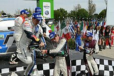 WRC - Bilder: Rallye Mexiko - Tag 3 & Podium