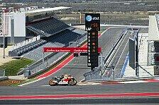 MotoGP - Marquez fährt schnellste Zeit