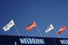 Formel 1 - Zeitplan für den Australien-GP