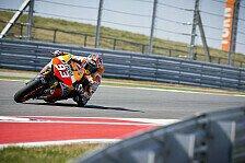 MotoGP - Marquez: Austin ist ganz schön anstrengend