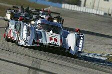 USCC - Audi holt ersten Hybrid-Sieg in Sebring