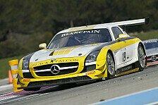 Blancpain GT Serien - Jean Paul Breslin