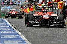 Formel 1 - Chilton: Blaue Flaggen Schlüssel zum Erfolg