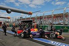 Formel 1 - Webber entgeht Strafe für Startübung