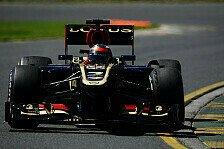 Formel 1 - Räikkönen feiert in Melbourne 20. GP-Sieg
