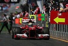 Formel 1 - Strafen für Massa, Bottas und Gutierrez