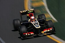 Formel 1 - Reifenkunde mit Romain Grosjean
