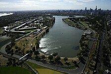 Formel 1 - Australien GP: Die Streckenvorschau