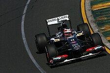 Formel 1 - Hülkenberg sieht Luft nach oben