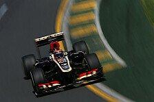 Formel 1 - Räikkönen freut sich über problemfreien Tag