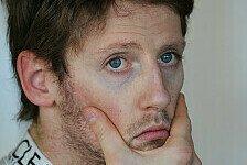 Formel 1 - Grosjean ist auf Fehlersuche