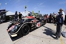 USCC - PLM: Rebellion Racing unangefochten auf Pole