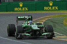 Formel 1 - Pic darf im Rennen starten
