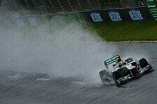 Formel 1 - Quali am Sonntag - Da war doch mal was...?