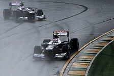 Formel 1 - Williams: Rückkehr zu dunklen Zeiten?