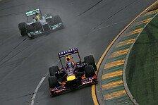 Formel 1 - Jetzt: Der Australien GP im Live-Ticker