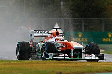 Formel 1 - Pit-Speeding: Geldstrafe für Paul di Resta