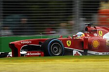 Formel 1 - Ferrari: Freude über guten Auftakt