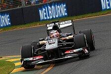 Formel 1 - Hülkenberg nicht zufrieden mit Platz 11