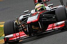 Formel 1 - Perez von Quali-Verschiebung nicht begeistert