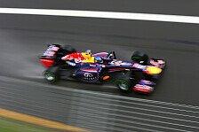Formel 1 - Red Bull für die Konkurrenz weiter tonangebend