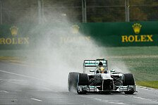 Formel 1 - Wetterprognose: Verregnetes Qualifying?