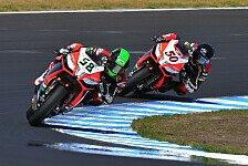 Superbike - Aprilia fährt zuversichtlich nach Aragon