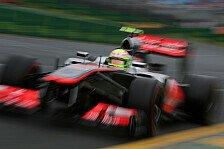 Formel 1 - McLaren will am MP4-28 festhalten