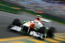 Formel 1 - Sutil mit starkem F1-Comeback