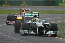 Formel 1 - Hamilton: Drei statt nur zwei Stopps nötig