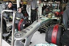 Formel 1 - Wolff: Rosbergs Ausfall nicht akzeptabel