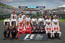 Formel 1 - Bilder: Bilder des Jahres: Highlights