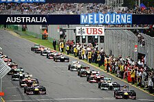 Formel 1 - Rennkalender 2014 offiziell bestätigt