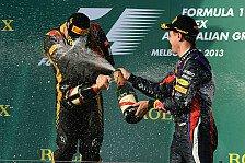 Formel 1 - Horner: Platz drei in Melbourne Maximum