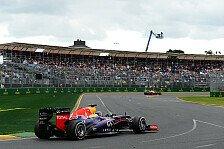 Formel 1 - Horner macht sich keine Sorgen