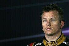 Formel 1 - Räikkönen: Qualifying noch eine Schwachstelle