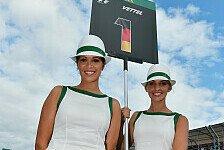 Formel 1 - Bilder: Bilder des Jahres: Grid Girls
