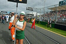 Formel 1 - Bilderserie: Australien GP - Fundsachen