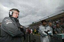 Ross Brawns 5 Visionen: Seine F1 der Zukunft
