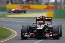 Formel 1 - Strategiebericht Australien GP