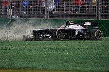 Formel 1 - Senna: Williams tut mir leid
