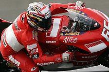 MotoGP - Jerez, Tag 3: Doppelführung für Ducati am Abschlusstag